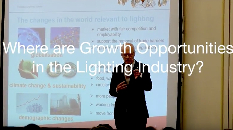 Where are Growth Opportunities for the Lighting Industry?